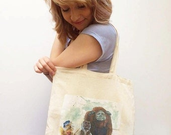 But Should You Need Us - Labyrinth Tote Bag