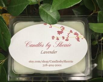 Wax Melt Lavender