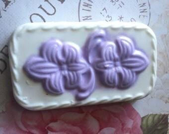 Fleur de Lis Soap Bar