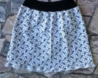 Mini skirt size 116