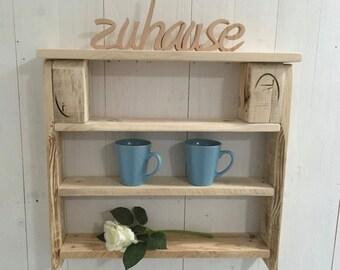 Spice rack kitchen shelf
