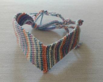 Braided bracelet / braided bracelet