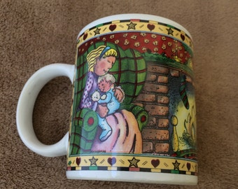 Christmas Cup, vintage 1994, New in box
