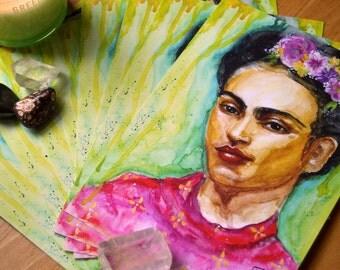 Frida Kahlo Prints