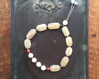 Gemstone Bracelete