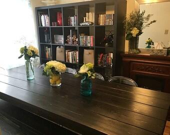 6 Foot Farmhouse Dining Table