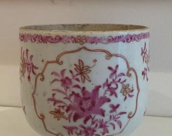 18th century French bowl