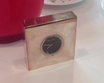 Christofle Vintage desk clock
