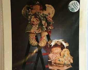 Pattern Garden Vintage Doll Patterns