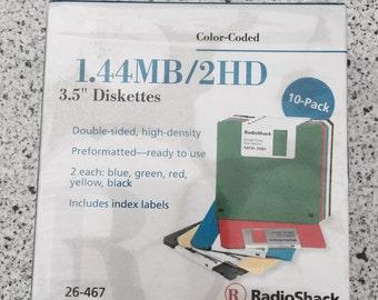 Floppy disk new