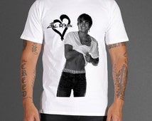 Zac efron show six pex T-shirt Sz.S,M,L,XL