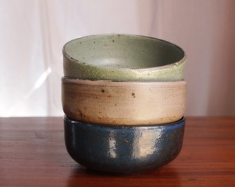 Bowl // Blue  // ceramic // stoneware