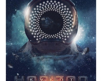 Event Horizon -  20th Anniversary Print (A3) Limited Edition