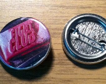 Fight Club button