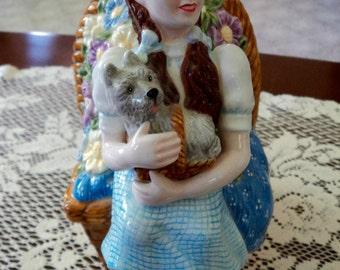 Dorothy & Toto Ceramic Bank