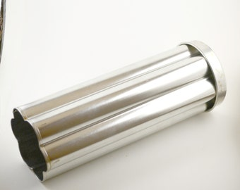 Aluminum Flower Bar Soap Mold