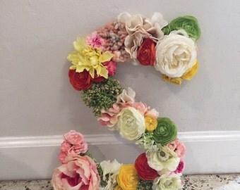 """Floral """"S"""""""