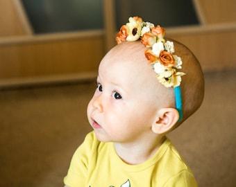 Baby girl's headband