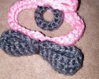 Crochet Ring & Bracelet