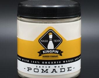 Satin Wax Pomade