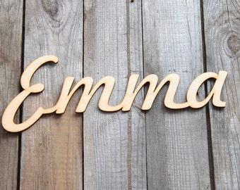 Unpainted female names,wood names,wooden female names,wood words,wooden letters,wood names,popular female names,unpainted wood female names