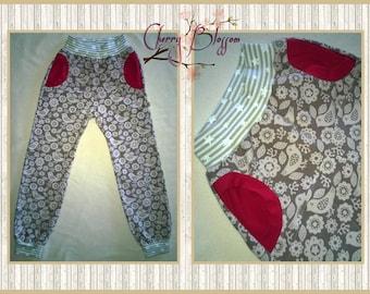 Motti pants for girls size 116/122