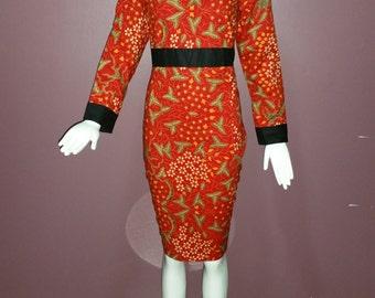 Ankara Stylish Dress