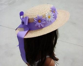 Girls Tea Party Hat
