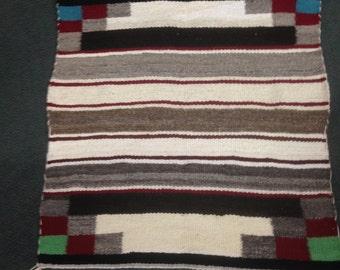 Navajo Rug/Saddle Blanket