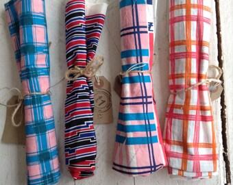 Fabric Bundles x 4
