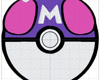 Add a Embroidery / Master Ball / Ultra Ball / Name on the Hat