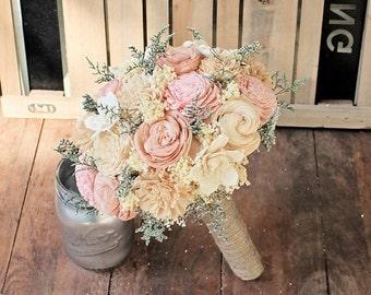 Bridal Bridesmaid Bouquet