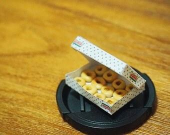 Miniature Krispy Kreme Donuts