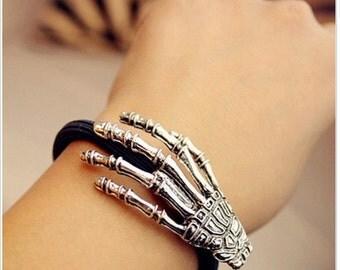 Skeleton hair band