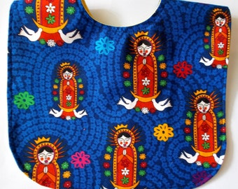 Our Lady of Guadalupe Print Infant Bib
