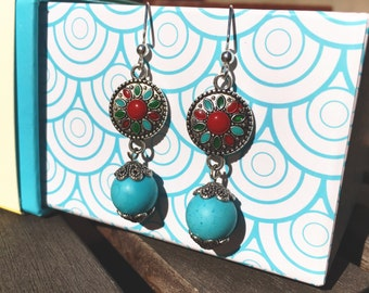 Artisan Style Earrings