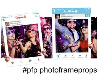 Social Media Frames Twitter