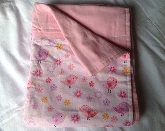 Baby wrap/blanket, newborn gift, baby girl gift, baby shower gift