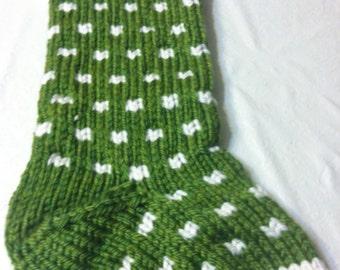Christmas Stocking Handmade