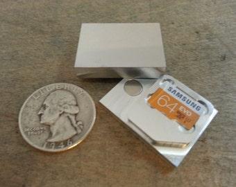 Aluminium MicroSD Case