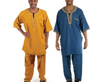 a Men's Luxury Pant Set (C-M051)