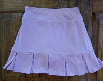 Lavender Pleated Golf/Tennis Skort