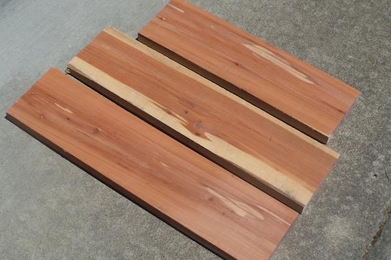 Eastern red cedar boards kiln dried pcs by