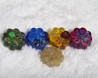Cute Resin flower