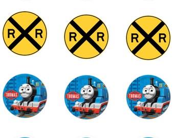 Thomas the Train Edible Images
