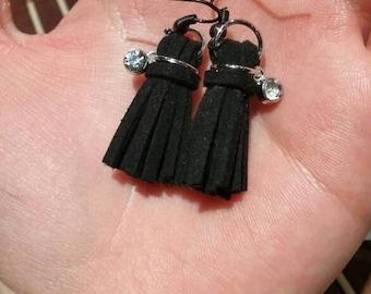 Hand made Tassel earings