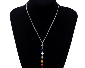 Reiki Spiritual Beads Necklace