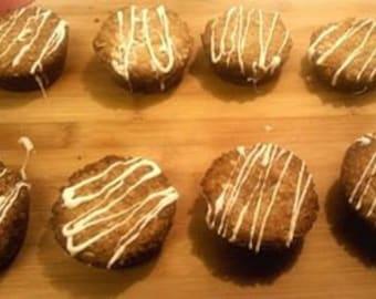 8 pk. White Chocolate Coconut Oat Bars