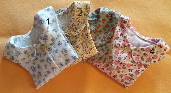 Cotton shirt for dolls