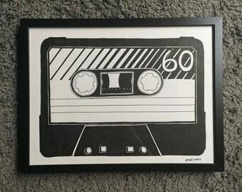 80s Series: Big Cassette
